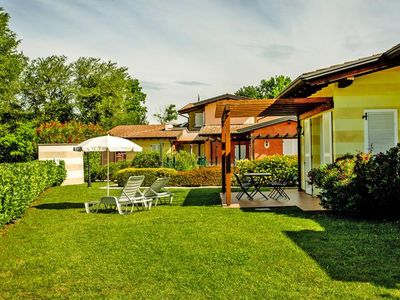Photo for Residence La Corte, Manerba del Garda  in Westlicher Gardasee - 6 persons, 2 bedrooms