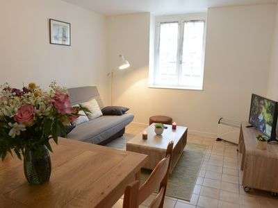 Photo for 3rd floor apartment, Dieppe