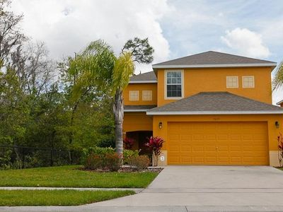 Photo for Lovely 4 bedroom with Private pool, and free wifi in a gated community