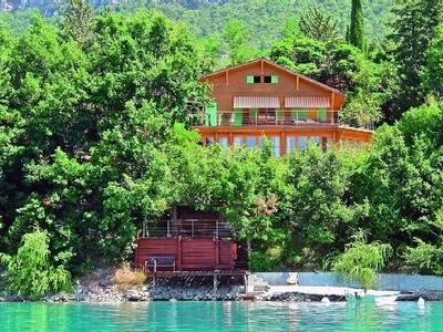 Photo for Toe In The Water, Boat Available, Skisport at 20 min, Luxurious 200 m2 Villa