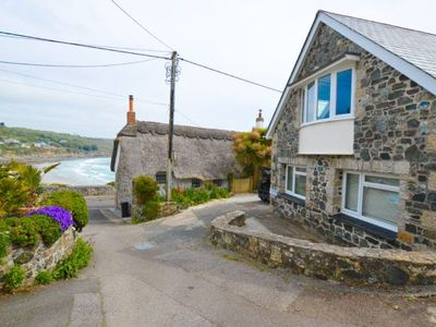 Photo for An old charming Cornish cottage that has been beautifully refurbished.
