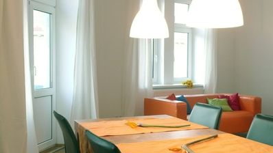Photo for Top-redecorated apartment with charme of a typical wienna oldbuilding flat