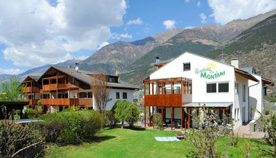 Photo for Apartment Residenz Montani  in LATSCH (BZ), South Tyrol / Alto Adige - 4 persons, 2 bedrooms