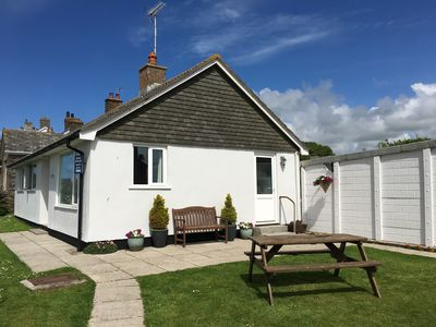 Photo for GREAT LOCATION  less than 5 minute walk to centre of Tintagel and Coastal Footpa