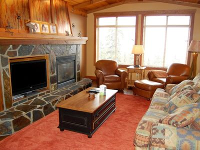 Photo for AMAZING Ski-in/out Premium Condo (#310) with Den and Private Hot Tub!