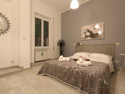 Photo for GERMANA HOUSE - 2 double rooms with private bath