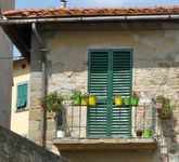 True Tuscany in this beautiful house.