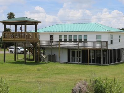 Photo for Pardners - Beachfront and Pet Friendly!