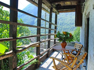 Photo for Vacation home Rusitco Pult  in Someo, Ticino - 4 persons, 2 bedrooms
