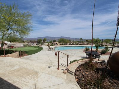 Photo for Private gated community with pool, spa and club house.  2,100 square 3 bed home