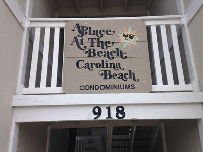 Photo for Oceanfront Condo Carolina Beach NC (Carolina Beac
