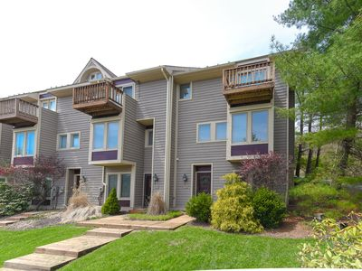 Photo for Villages of Wisp #40 Winding Way- 4 Bedroom Ski In/ Ski Out Townhome on Wisp Mountain