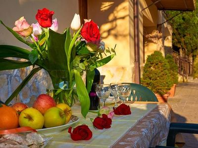 Photo for Holiday apartment Castel Madama for 5 - 10 persons with 3 bedrooms - Stately Manor/Villa