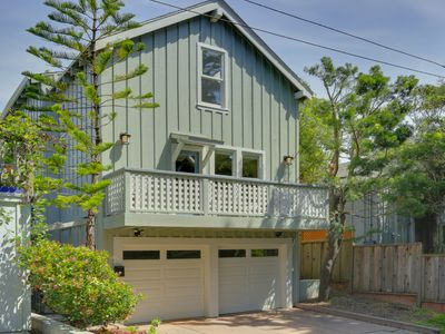 Photo for Beach Haven at Seabright – 2 Minute Walk to the Beach, Pet-Friendly, Hot Tub!