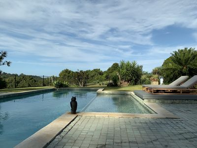 Photo for The Sculpture Studio. Secluded, peaceful  hinterland retreat + breakfast hamper
