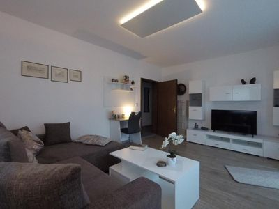 Photo for Apartment (65sqm) with a large terrace