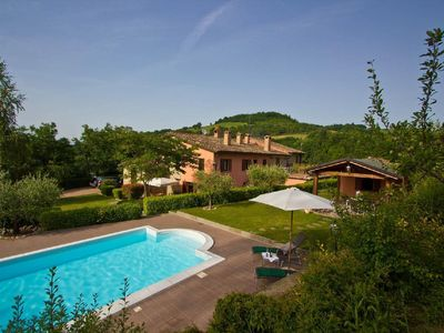 Photo for Holiday house Urbino for 8 - 10 persons with 4 bedrooms - Holiday house