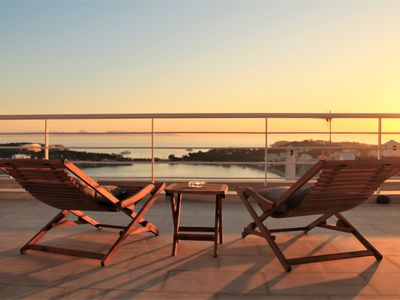 Photo for Sunset Villa Vouliagmeni