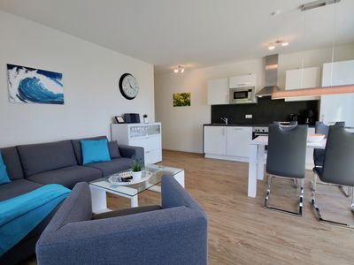 Photo for Exclusive ambience & newly built holiday apartment. Sauna. WIRELESS INTERNET ACCESS.