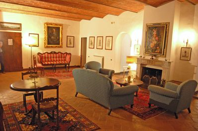 Living room Le Carrozze