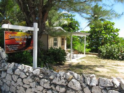 """Photo for Castaway by the Sea - """"Private"""" Beach Bungalow"""