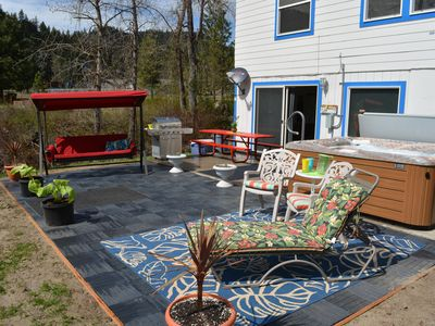 Photo for Make Memories with New Spring Rates, Grassy Area On Creek, Plus Mountain View