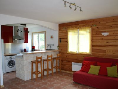 Photo for Cottage Presles for rent / 8 - 17 people