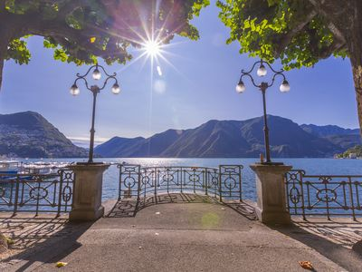 Photo for Lugano Centro, Lugano, Switzerland