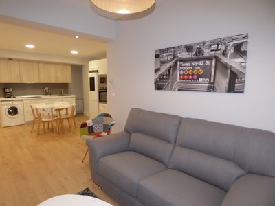 Photo for Apartement four people in Centro - gros.