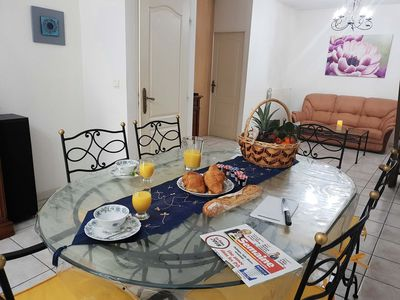 Photo for Rental - Saint-Cyprien, house (city center) family of 4 - 6 people.