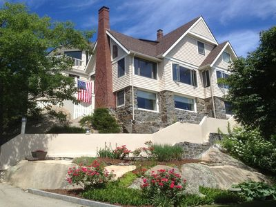 Photo for Ocean view all rooms, walk to Good Harbor Beach private way, check date w owner