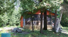 Photo for Large 3 Bedroom Cottage on Private Lake in Marten River, ON - Olive the Lake Cottage #4