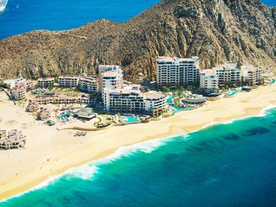 Photo for Spend Thanksgiving 2019 Oceanfront in Cabo San Lucas