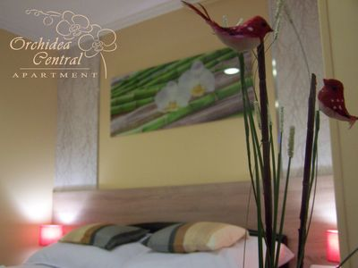 Photo for Experience your holiday with the best location in Orchidea Central Apartment Budapest!
