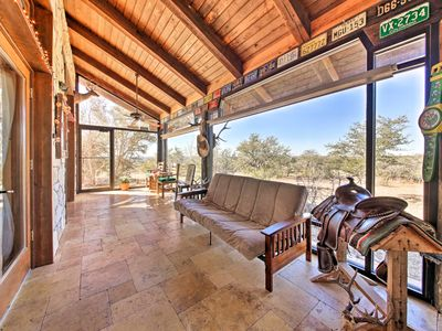 Photo for NEW! Secluded Upscale Wimberly Home w/ Views