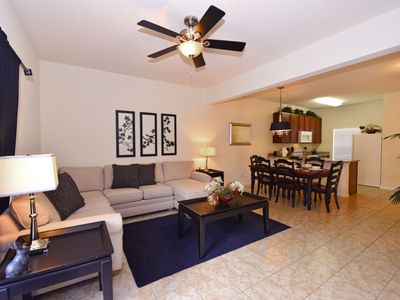 Photo for Beautiful 3 Bed Gated Pool Townhome At Bella Vida Resort