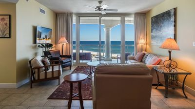 Photo for P3-0808 2B Gulf Front Tower 3 @ Portofino! Spring Rates!