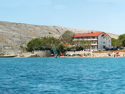 Photo for Apartments Dupin is located in Vlašići on the island Pag.