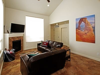 Photo for Revel in your Moab Adventure! New 3 Bedroom/2.5 Bath/2 Car Garage