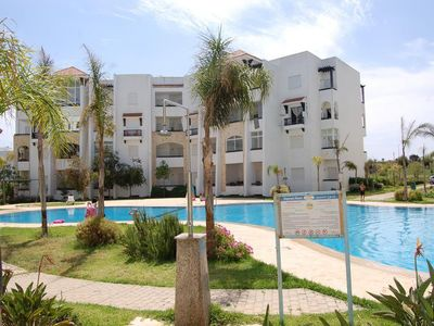 Photo for Luxury apartment in Marina Asilah Golf 4312