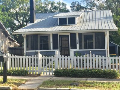 Photo for NEW! Liberty Cottage. Walk to Downtown Mt. Dora.