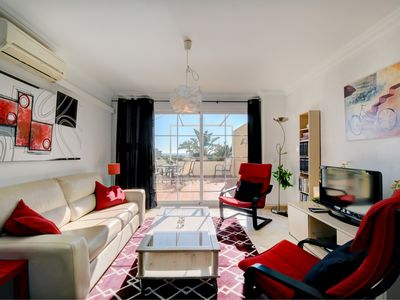 Photo for Gorgeous Apartment with Large Terrace and Sea Views (PA 6-3)