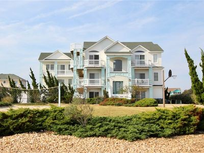 Photo for #486: OCEANSIDE in Corolla w/HtdPool, HotTub, Elev, RecRm & Thtr