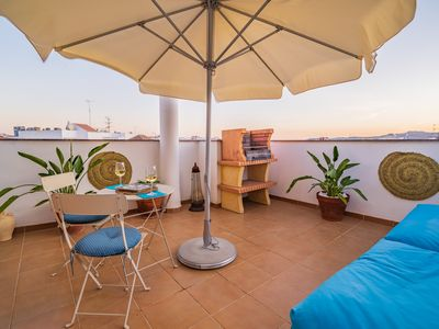Photo for Penthouse in the historic center of Vélez-Málaga. Free parking in building.