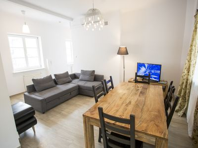 Photo for Konrad I of Masovia  apartment in Nowe Miasto with air conditioning.