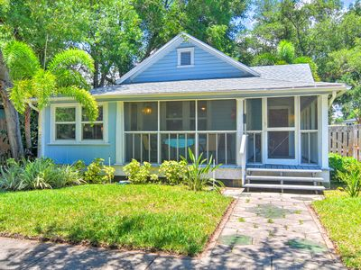 Photo for Old St. Pete Home - 1 Mi. to Downtown, Near Beach!