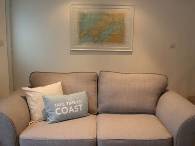 Photo for Family-friendly Cornish cottage close to the harbour and beach in Porthleven.