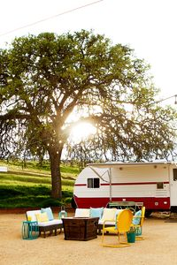 Photo for Paso Robles Farm Stay in Retro Style Campers