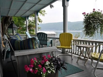 Photo for 3BR Cottage Vacation Rental in Sempronius, New York
