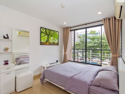 Photo for 1BR Condo with Pool View Near Walking Street
